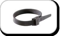 Attache-câble type colliers