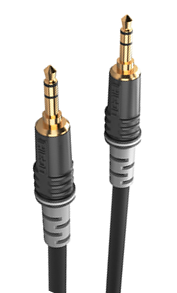 Câble mini-Jack 3.5 mm stéréo