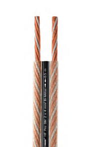 Câble haut-parleurs Odiosis vendu au mètre
