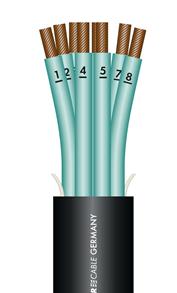 Câble HP multi-conducteurs