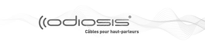 Câbles haut-parleurs Odiosis / Omerin