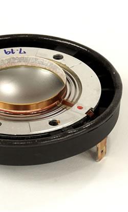 Diaphragmes pour réparation de moteurs de compression 18 Sound