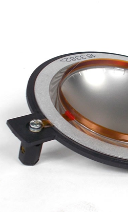 Diaphragmes pour compression B&C Speakers