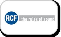 Enceintes et subwoofer RCF