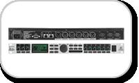 Filtres actifs et processeurs pour système audio multi-amplification