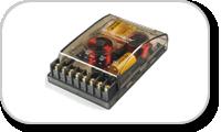 Filtres passifs pour installation audio voiture