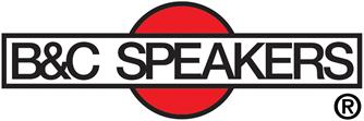 Haut-parleurs B&C Speakers