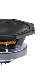 Haut-parleurs coaxiaux B&C Speakers 8 pouce