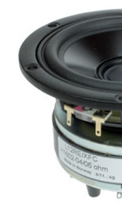 Haut-parleurs coaxiaux SEAS gamme Prestige