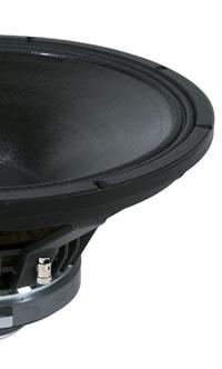Haut-parleurs coaxiaux 15 pouce BMS