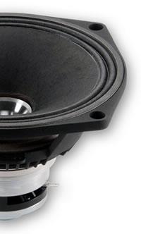 Haut-parleurs coaxiaux 6 pouce BMS
