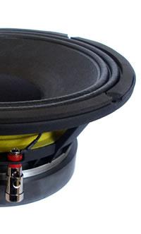 Haut-parleurs coaxiaux 8 pouce BMS