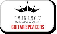 Haut-parleurs Eminence pour ampli guitare