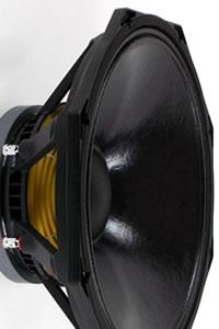 Haut-parleurs PHL Audio diamètre 38 cm / 15 pouce