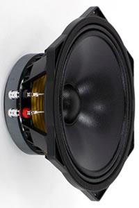 Haut-parleurs PHL Audio grave / médium