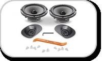 Kits éclatés audio-car