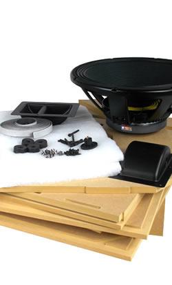 Kits Enceintes & Subwoofers RCF DIY