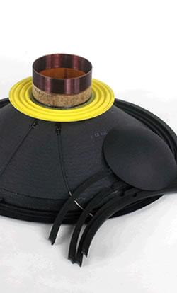Recone kit pour haut-parleurs RCF