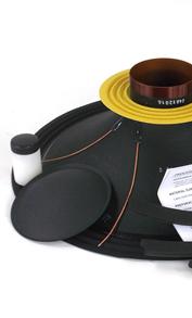 Kits de réparation (recone kit) pour haut-parleurs