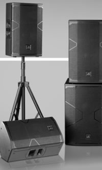 Pièces détachées DAS Audio Vantec Series