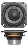 Haut-parleurs SB Acoustics large-bande