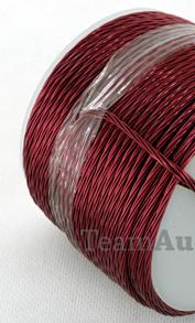 Self à fil avec fil de Litz, Mundorf série LL60 / LA60