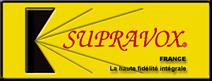 Haut-parleurs Supravox