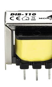 Transformateurs audio symétrique / asymétrique