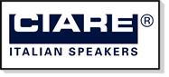 Haut-parleurs Ciare, haut-parleurs pro, haute fidélité, hp large bande, série spl pour voiture
