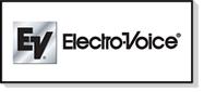 Les haut-parleurs Electrovoice