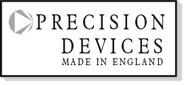 Haut-parleurs Precision Devices, haut-parleurs de légend Sound System Anglais