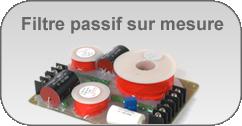 TLHP fabrique des filtres passifs sur mesure suivant les haut-parleurs à filtrer !