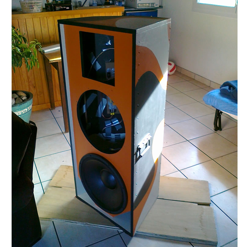 brian g et son enceinte diy b c speakers f2152an. Black Bedroom Furniture Sets. Home Design Ideas