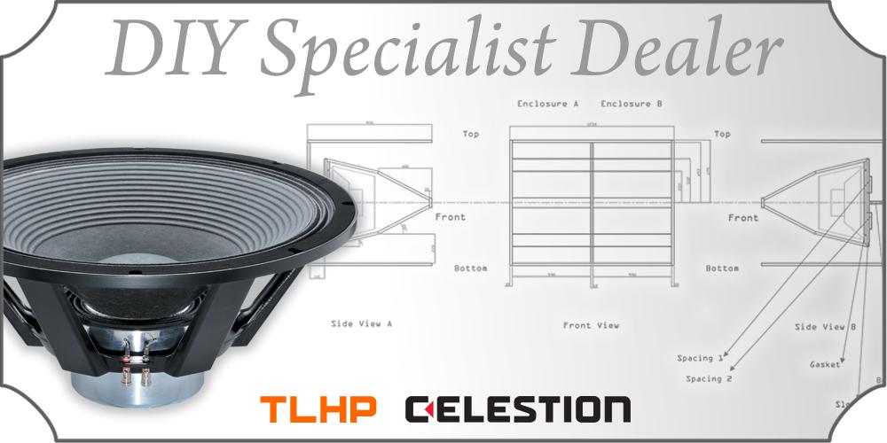 TLHP Revendeur Spécial DIY Celestion