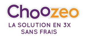 Paiement en 3x sans frais pour les commandes France de 150 à 3000 euro