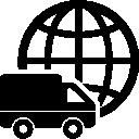 TLHP livre partout dans le monde à l'aide de plusieurs transporteurs comme Laposte, Fedex, Calberson, Chronopost et SoColissimo