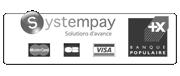Paiement sécurisé par carte bancaire en ligne avec la Banque Populaire de l'Ouest